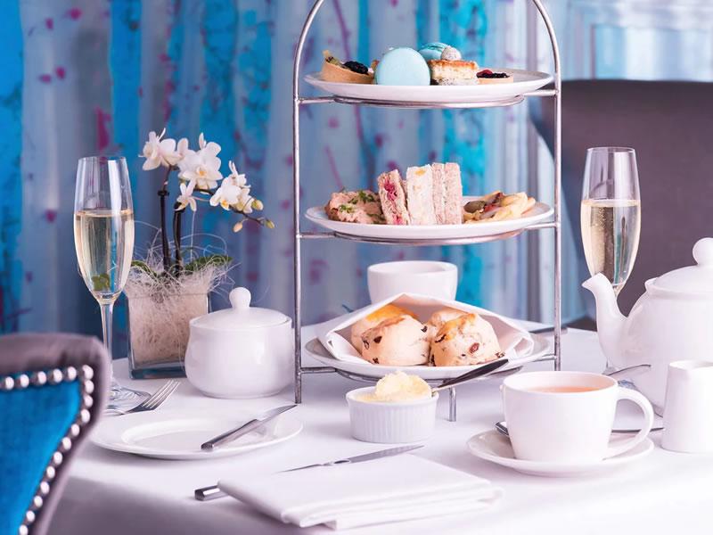 Alexander House Hotel Afternoon Tea