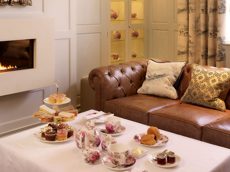 Arden Hotel Afternoon Tea