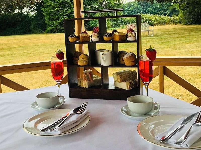 Audleys Wood Hotel Afternoon Tea