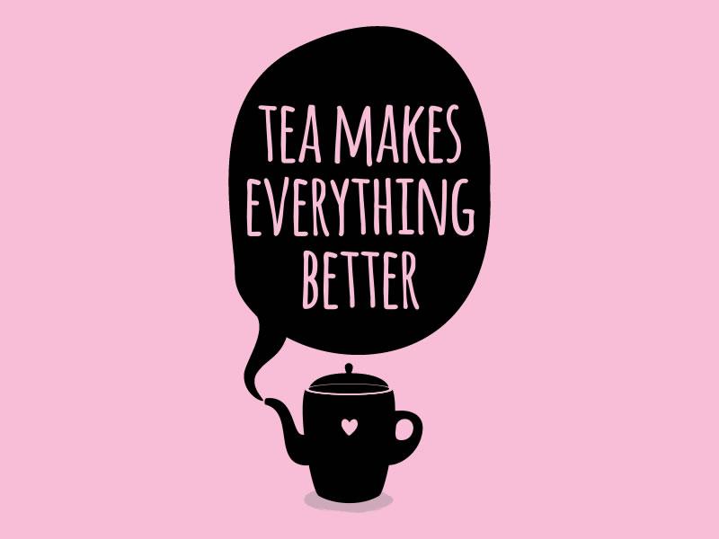 Celebrity Tea Drinkers