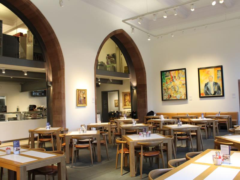 Café Portrait