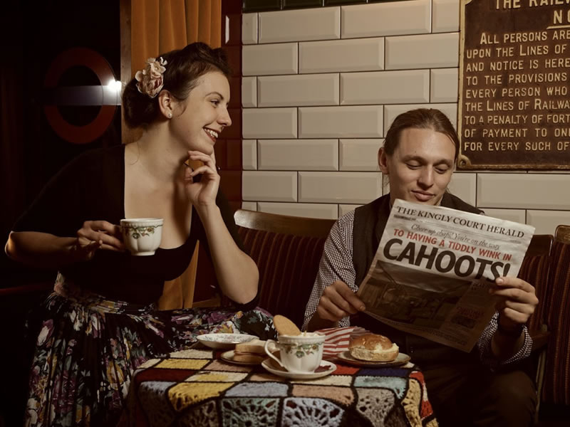Cahoots London Afternoon Tea