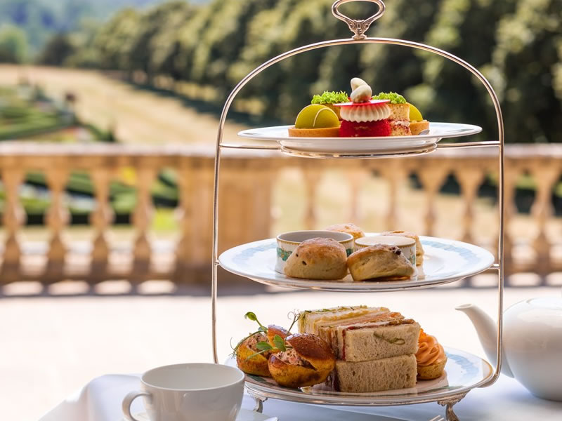 Cliveden House Afternoon Tea
