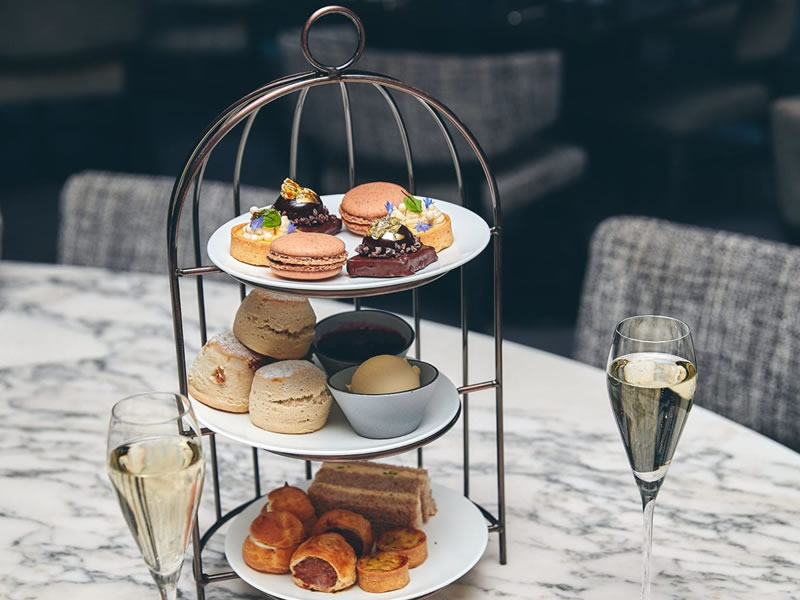 Crafthouse Afternoon Tea