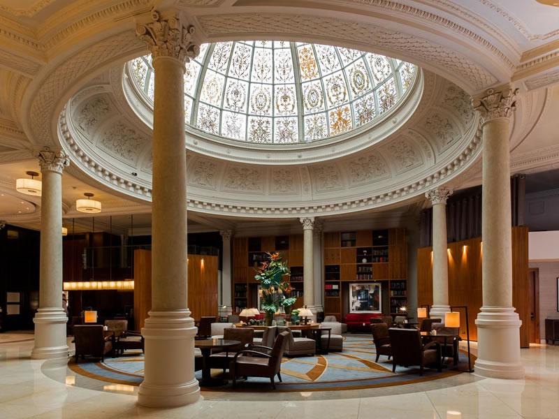 Threadneedles Hotel Afternoon Tea