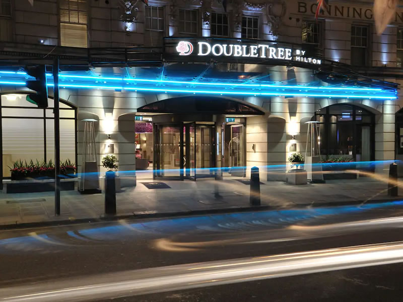 DoubleTree Hilton West End