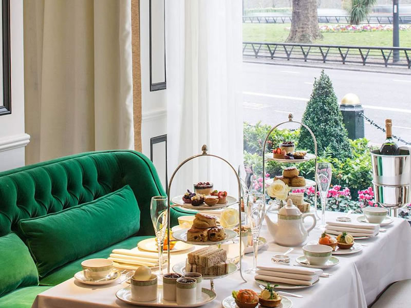 Afternoon Tea at the Park Room