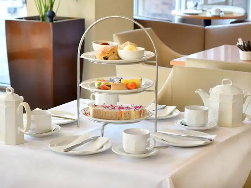 Hilton Maidstone Afternoon Tea