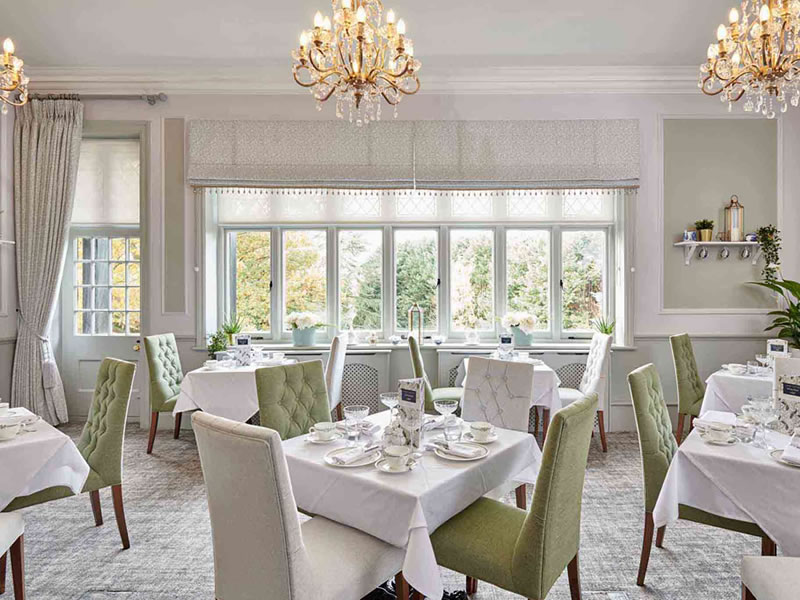 Laura Ashley The Tea Room