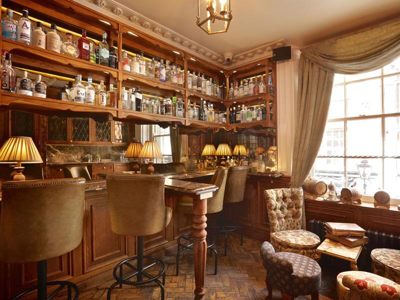 Mr Fogg's Gin Parlour Afternoon Tea