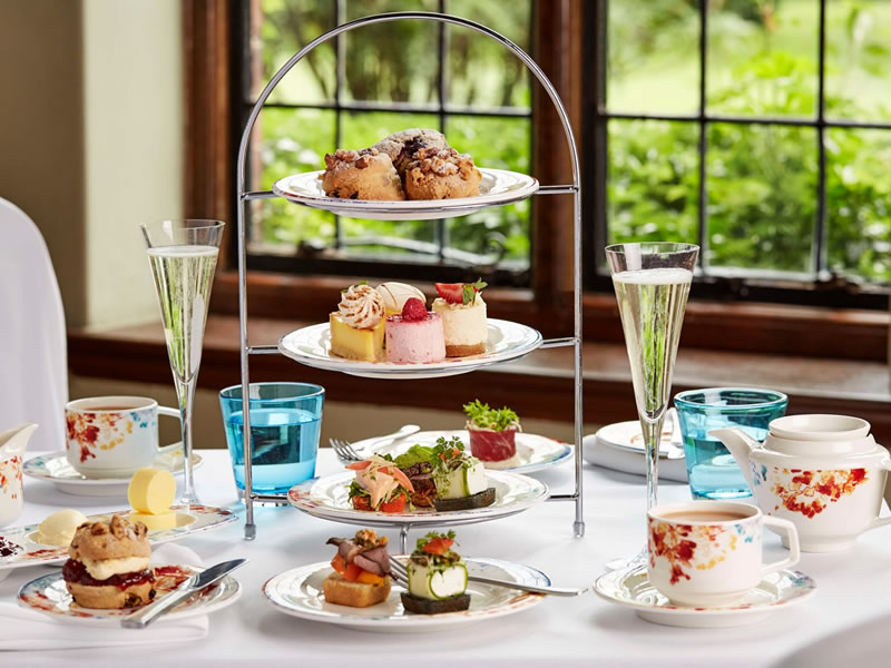 Save up to £10 on Afternoon Tea