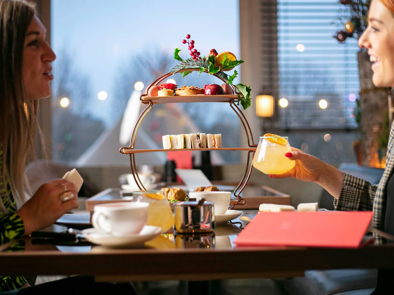 Skylon Afternoon Tea