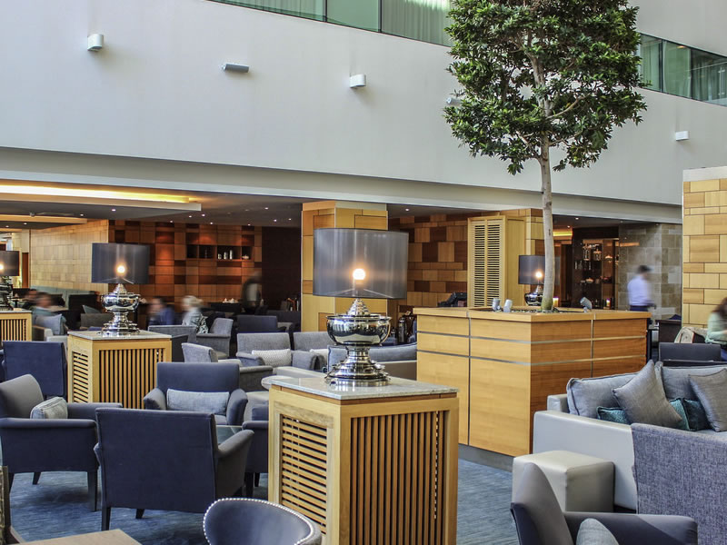 Tea 5 at Sofitel London Heathrow