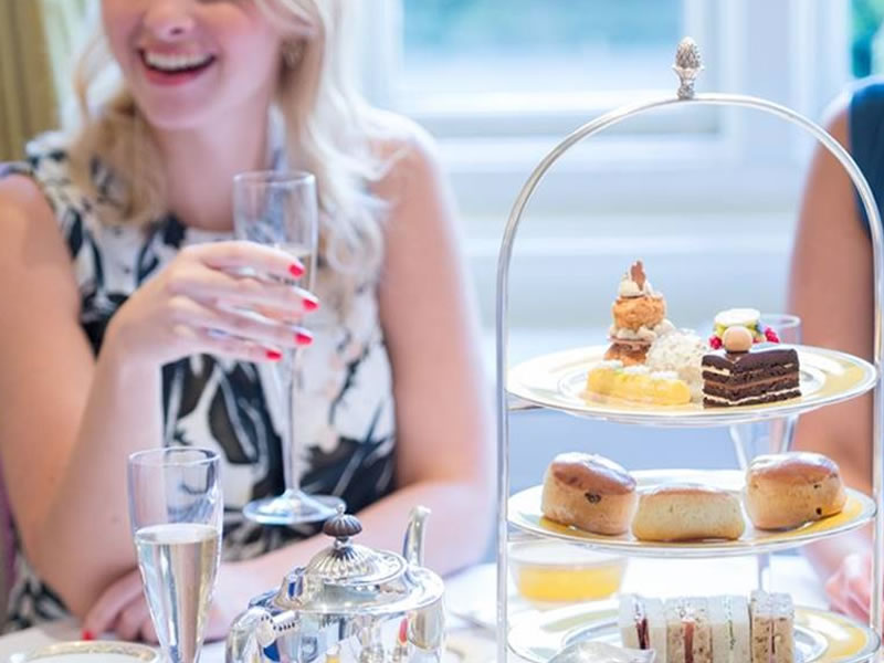 Contact Afternoon Tea Online
