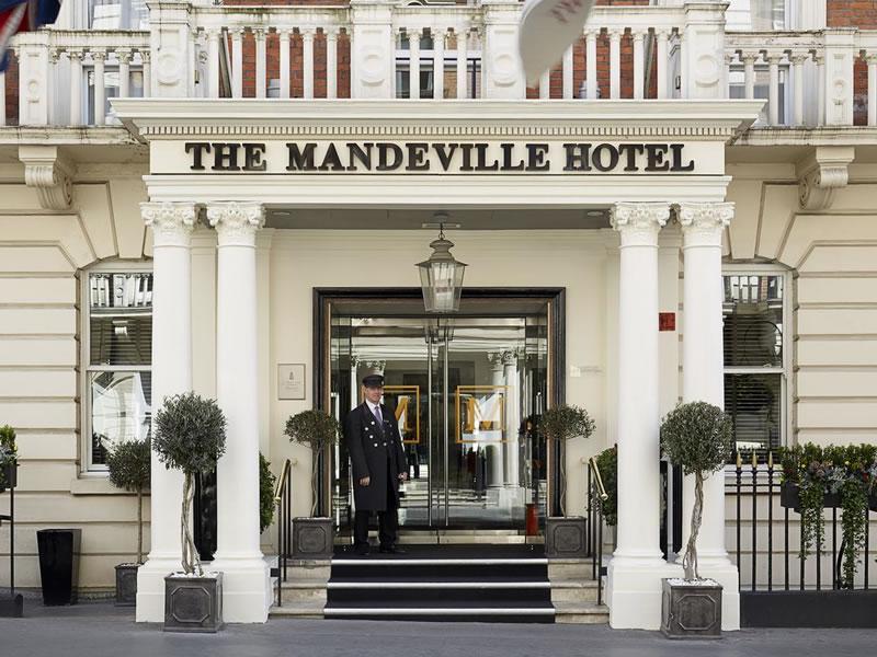 The Mandeville Afternoon Tea