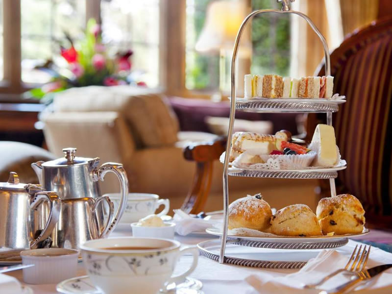 Tylney Hall Afternoon Tea